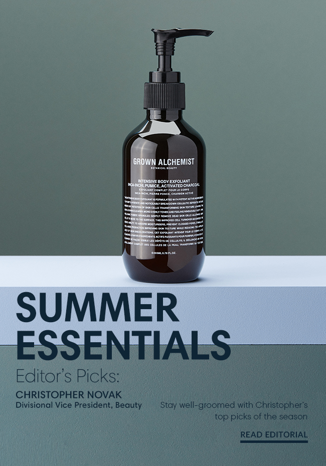 Editor's Picks: Summer Grooming Essentials